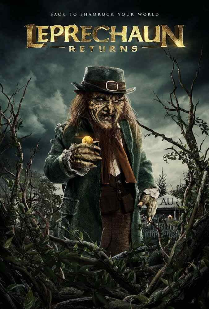 Leprechaun Returns Releases Trailer