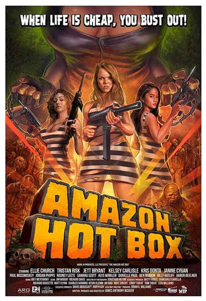 Amazon Hot Box (Review) | Horror Society