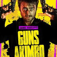 GUNS AKIMBO starring Daniel Radcliffe and Samara Weaving - In Select Theaters February 28