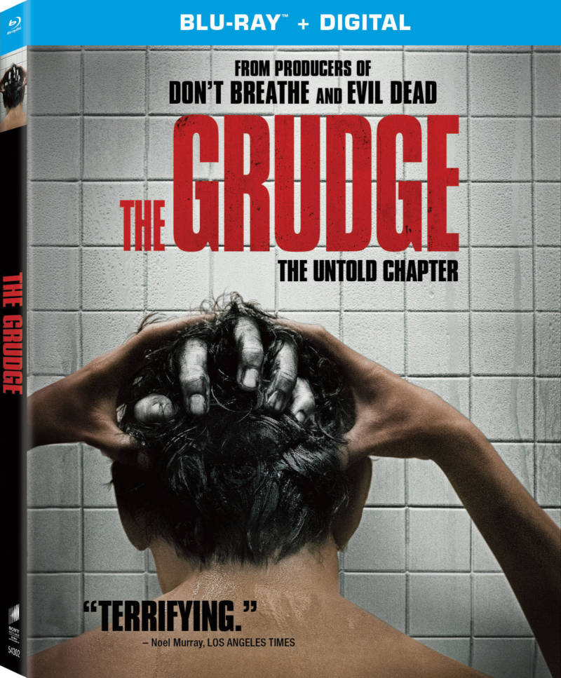 The Grudge arrives on Digital 3/10 and on Blu-ray™ & DVD 3/24 | Horror Society