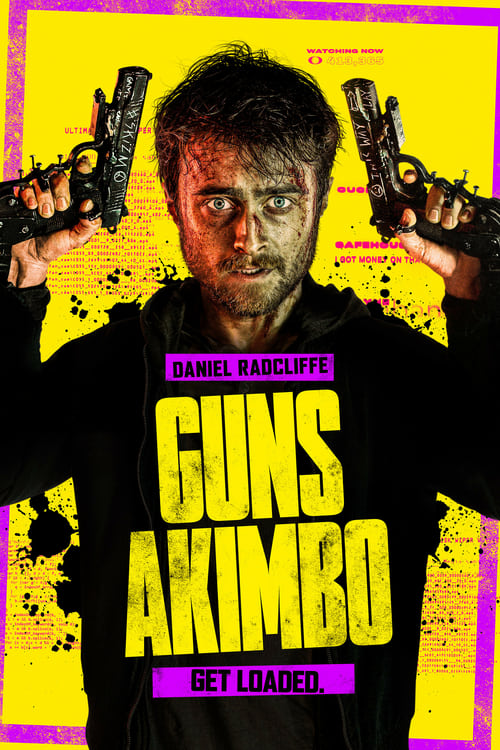 New Clip for GUNS AKIMBO starring Daniel Radcliffe and Samara Weaving | Horror Society