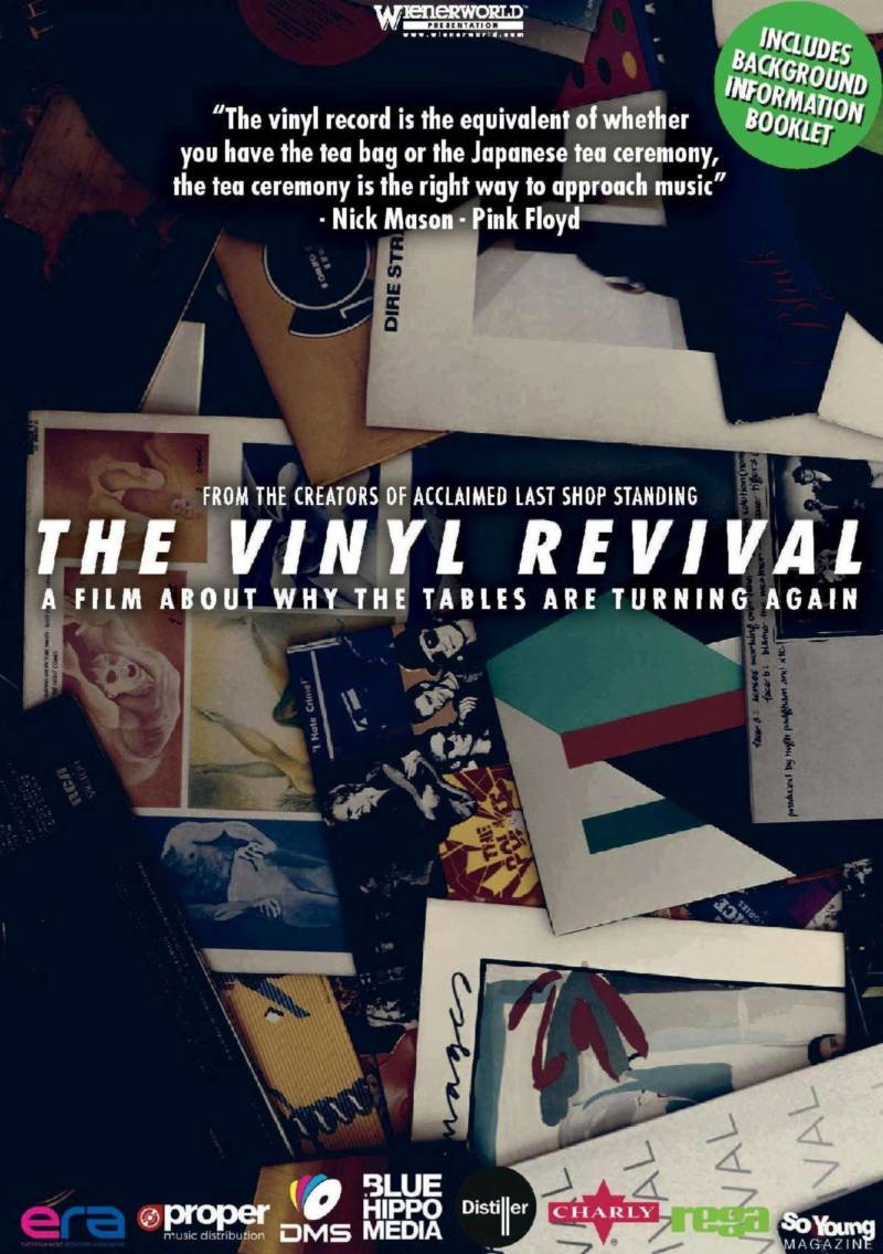 The Vinyl Revival, new documentary explores all things vinyl | Horror Society