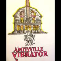 Sleazy Horror Comedy AMITYVILLE VIBRATOR is Now Available on DVD