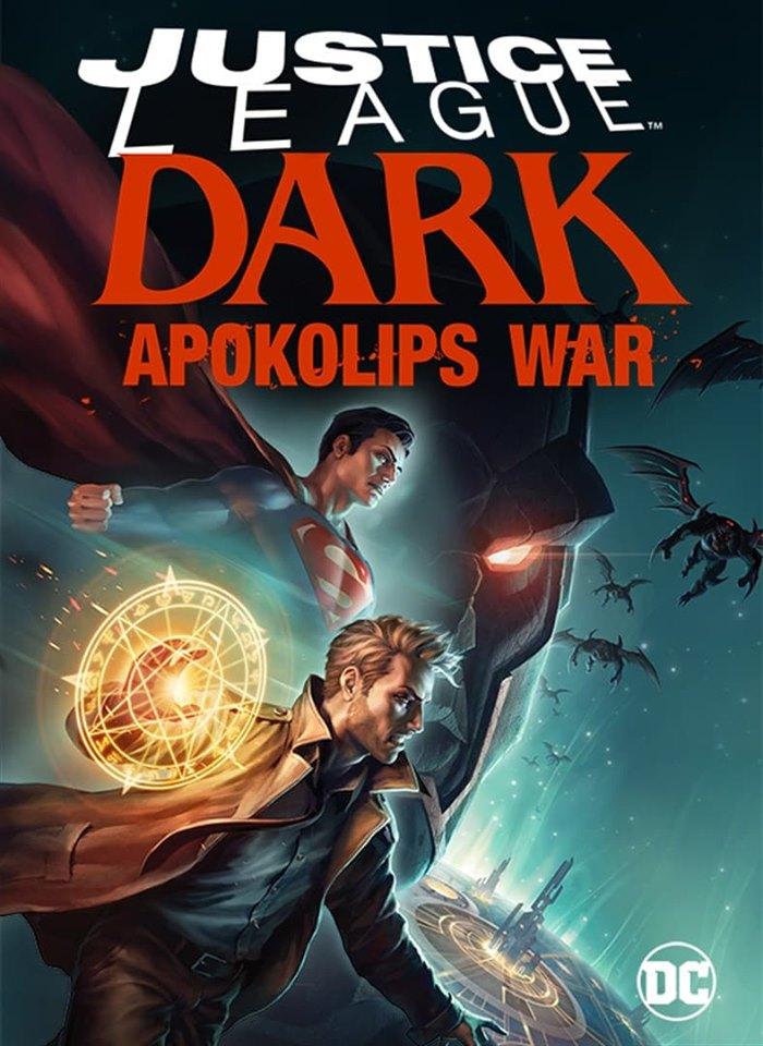 Justice League Dark: Apokolips War (Review)   Horror Society