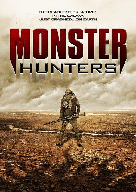 Asylum S Monster Hunters Mockbuster Released Horror Society