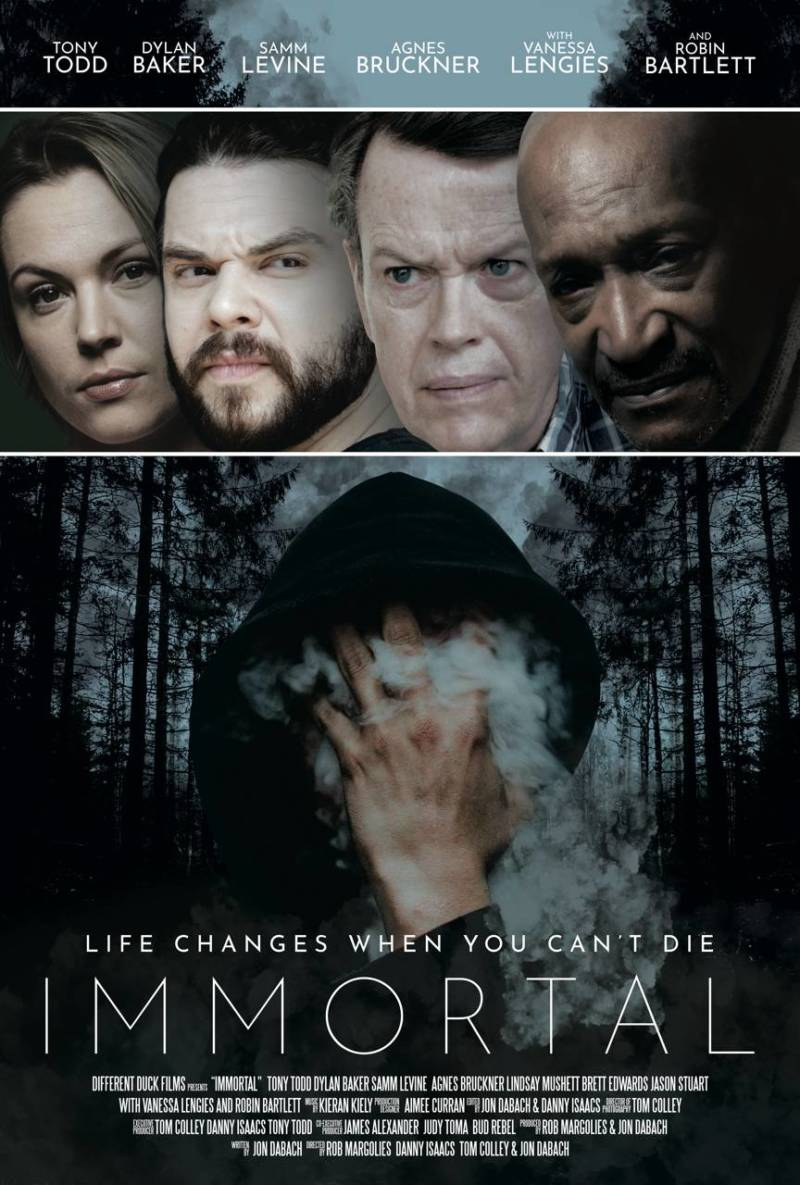 "Tony Todd Stars in ""Immortal,"" On Demand This September | Horror Society"
