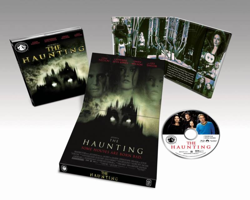 Blu Review - The Haunting (Paramount) | Horror Society