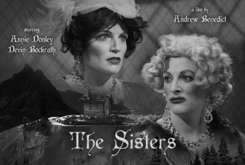 """SPOOKY SHORT FILM """"THE SISTERS"""" PREMIERES JUST IN TIME FOR HALLOWEEN 