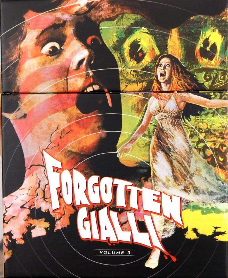 Blu Review – Forgotten Gialli Volume 3 (Vinegar Syndrome) - Horror Society