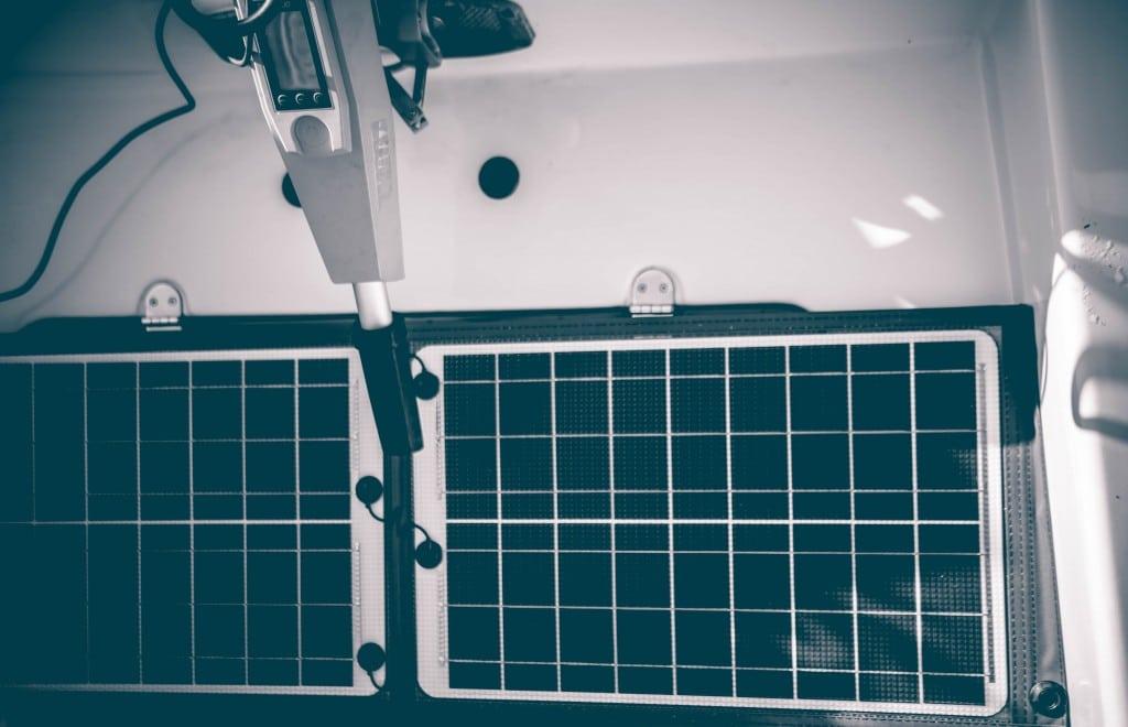 panneau solaire Sunfold 50watts 12V