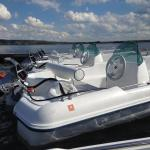 base de location bateaux électriques Planet Nautic
