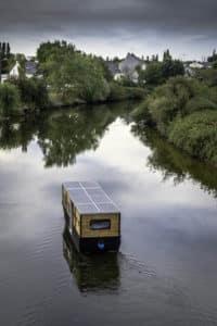 bateau electrique torqeedo