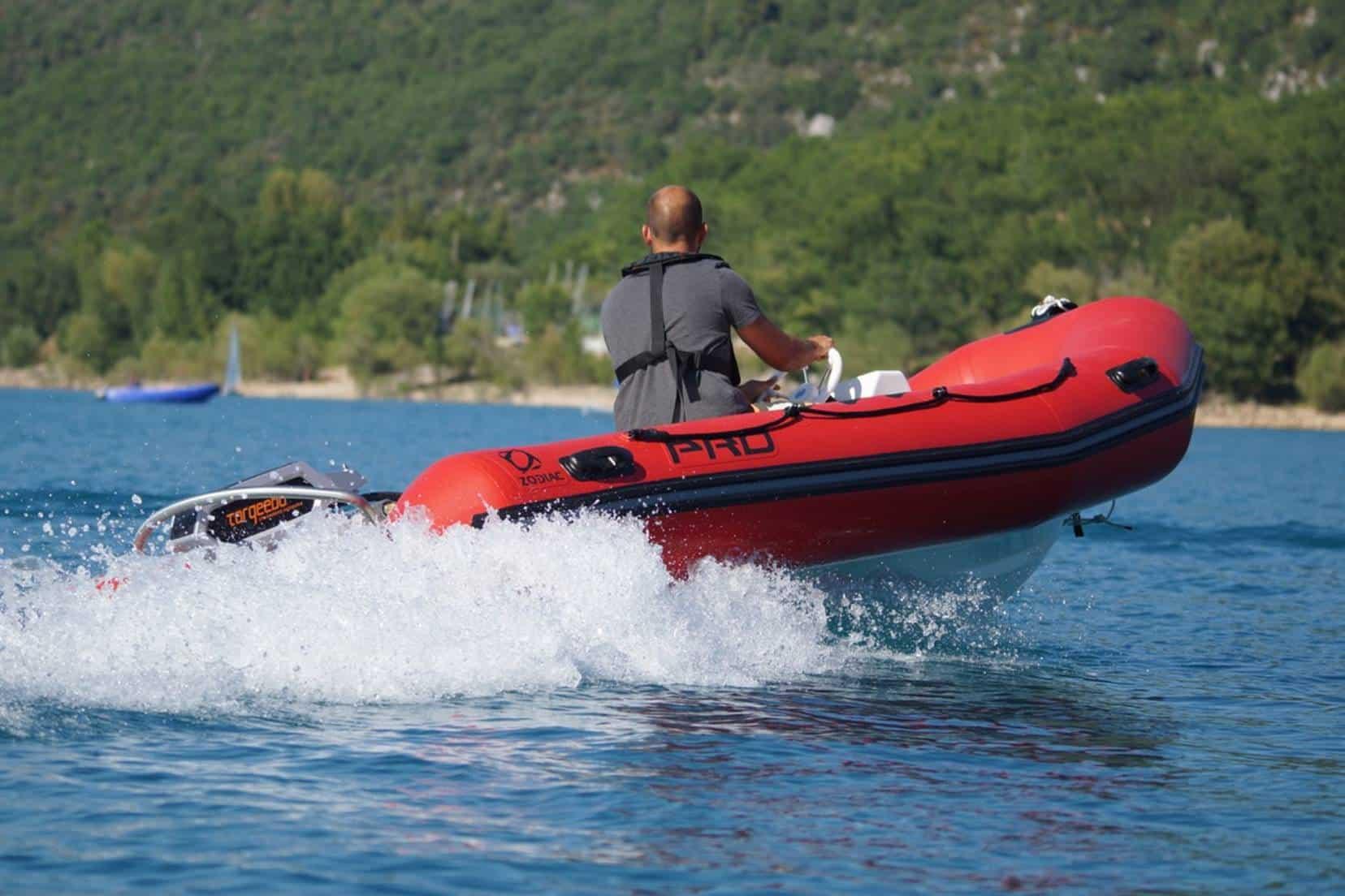 Torqeedo Cruise 10R
