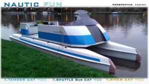 bateau électrique NAUTIC_FUN_2018_E-CAT_Nav9