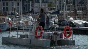 bateau électrique naviwatt
