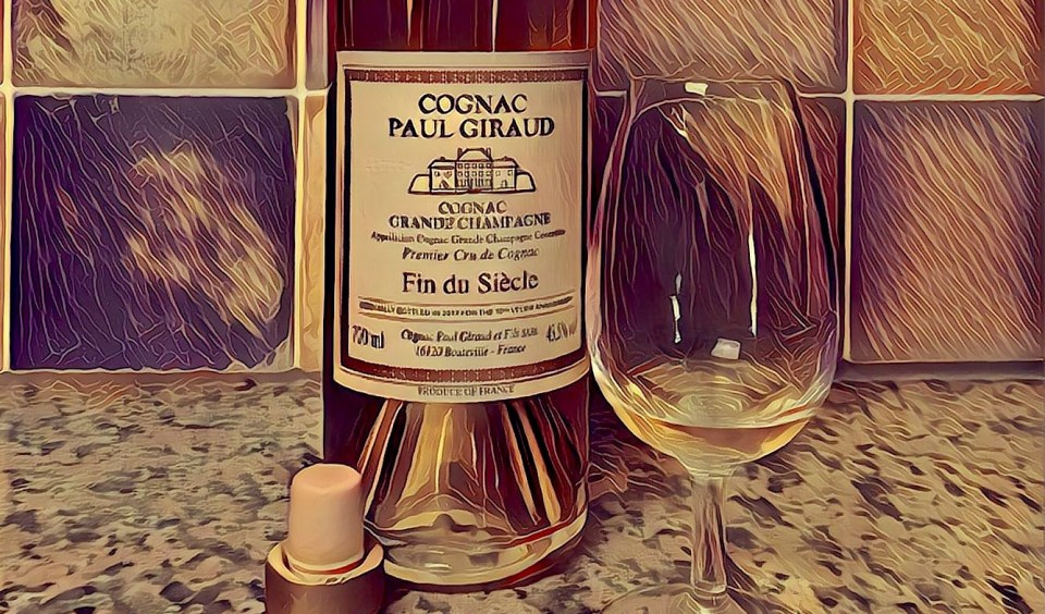 Paul Giraud Fin du Siècle Velier tasting notes