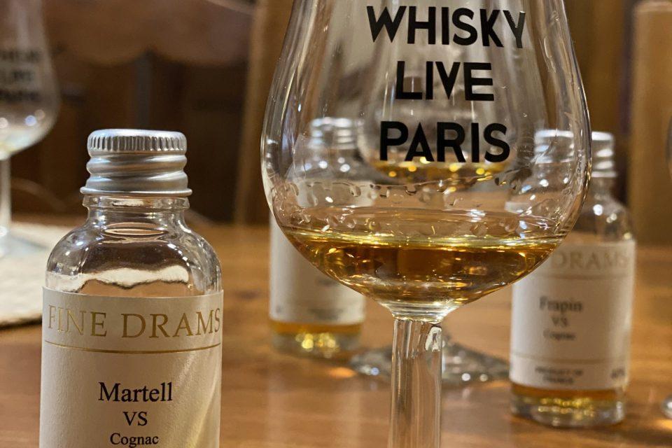 Cognac VS Martell VS tasting notes