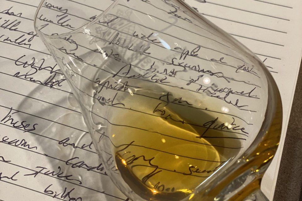 De Charville VSOP Tasting Notes 2