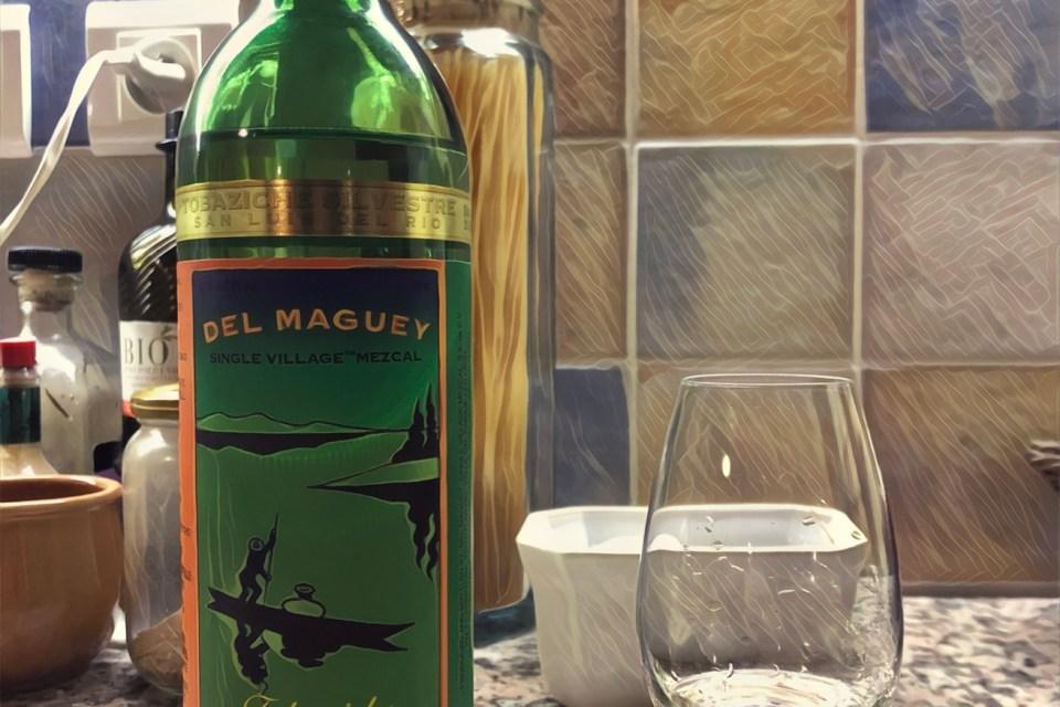 Del Maguy Tobaziche LMDW 47% mezcal tasting notes