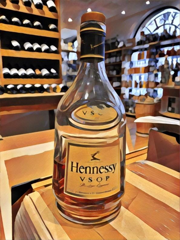 Hennessy VSOP tasting notes 1