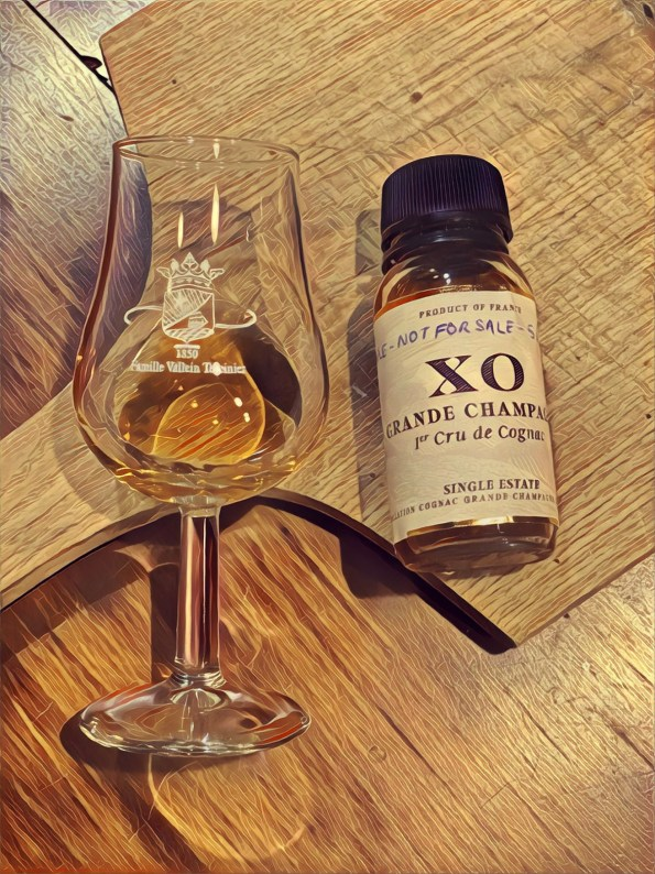 De Charville Frères XO 40% tasting notes