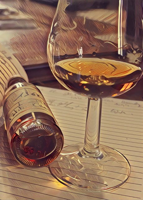 Jean-Luc Pasquet Lot 62 for Serious Brandy tasting notes 2