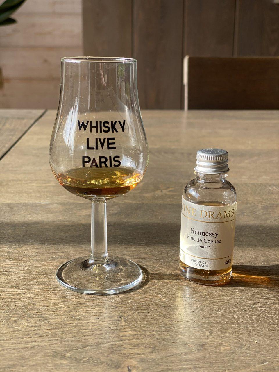 Hennessy Fine de Cognac tasting notes 2