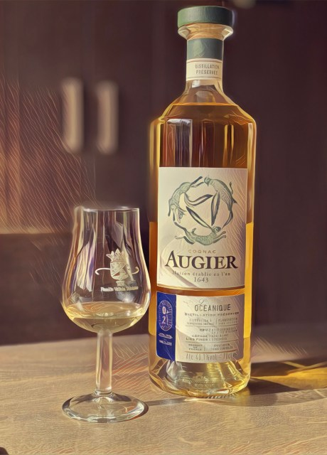 Augier l'Océanique tasting notes 1