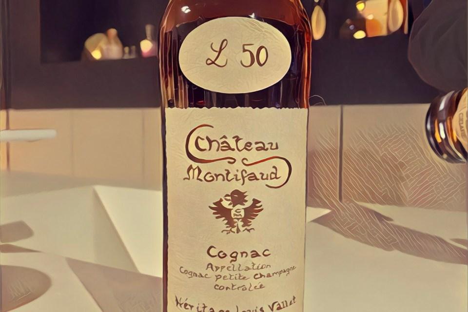 Château de Montifaud L50 Special Petite Champagne Week tasting notes