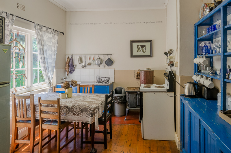 Guest House at Kaapsehoop Horse Trails