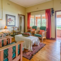 Guest House Lounge at Kaapsehoop Horse Trails