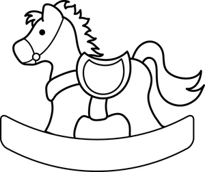Woodwork How To Draw A Rocking Horse Step By Step PDF Plans