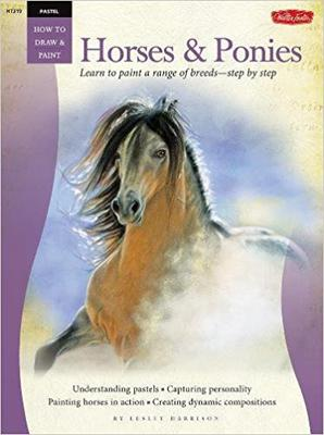 How to Draw  Paint Horses  Ponies Learn to paint a