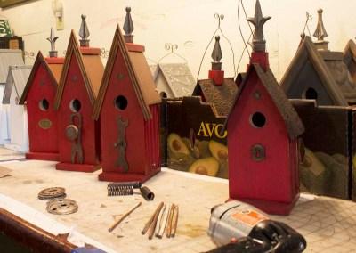 2016 Birdhouses