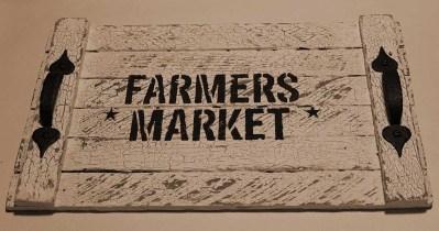 white farmers market