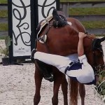 Video Of The Week Don T Touch The Ground Horse Illustrated