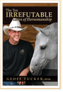 10 Laws of Horsemanship, Tucker