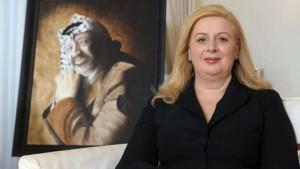 Suha Ṭawīl Arafat