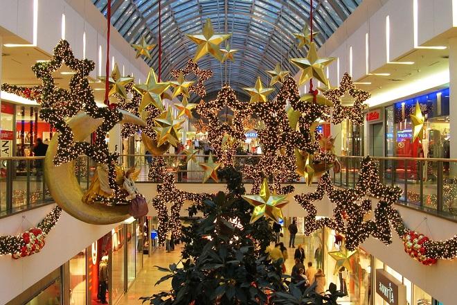 Shopping natalizio ridotto nel 2013