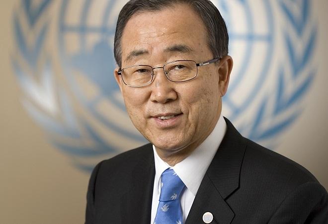 Ban Ki-moon, Segretario Generale dell'Organizzazione delle Nazioni Unite