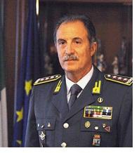 Il Generale di Corpo d'Armata Vito Bardi