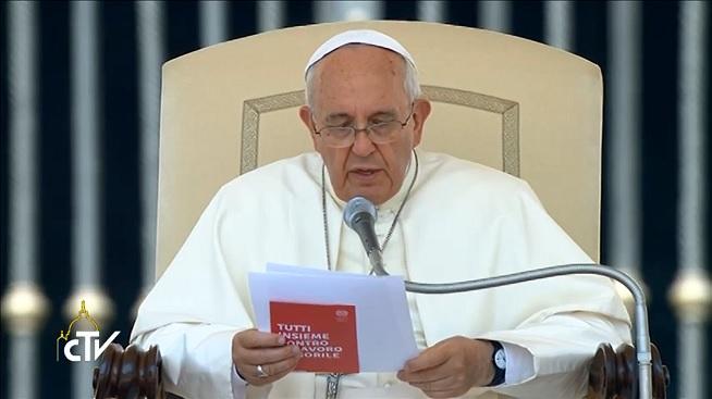 20140611-udienza-generale-P-Francis-lavoro-minorile