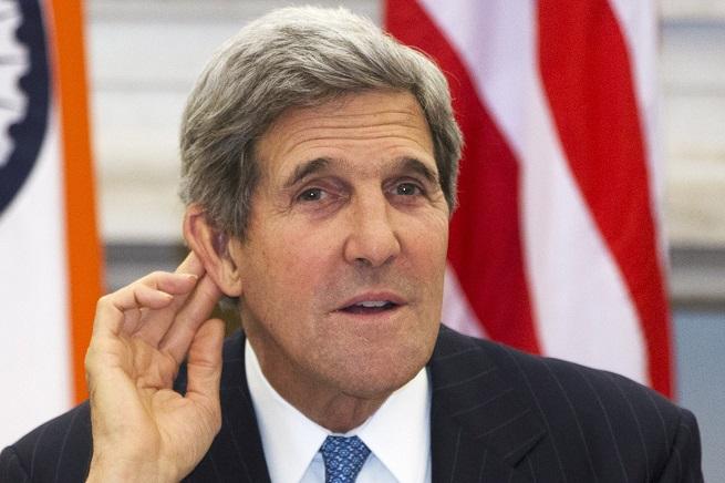 """Secondo """"Der Spiegel"""", in edicola lunedì 4 agosto, John Kerry è stato intercettato dal Mossad mentre cercava di capirci qualcosa della situazione in Medio Oriente..."""