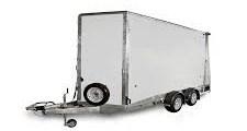 Ifor Williams cargo trailer