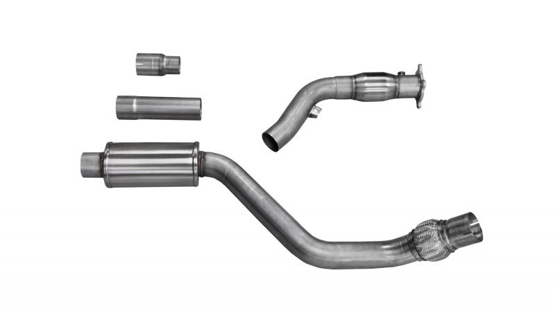 Corsa Performance Exhaust; CORSA Exit with 9 35 Pro-Series