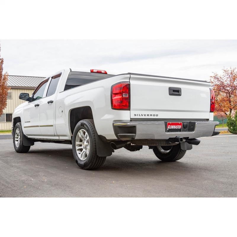 flowmaster catback exhaust system