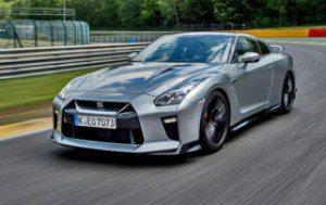 Godzilla Has Grown: 2018 Nissan GT-R R35