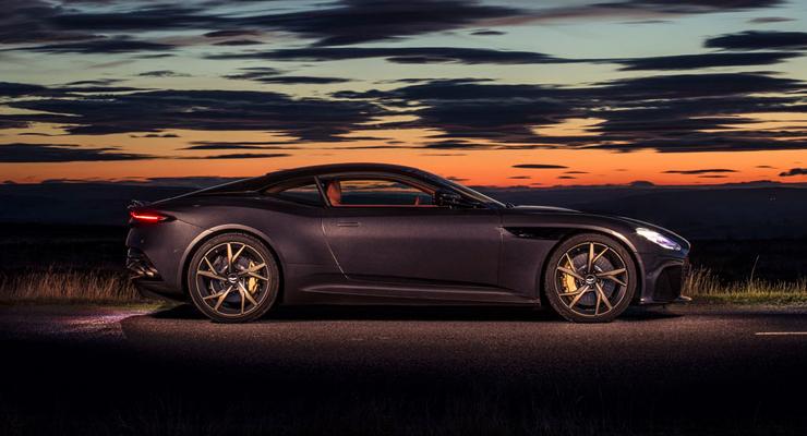 Aston Martin Dbs Superleggera Review