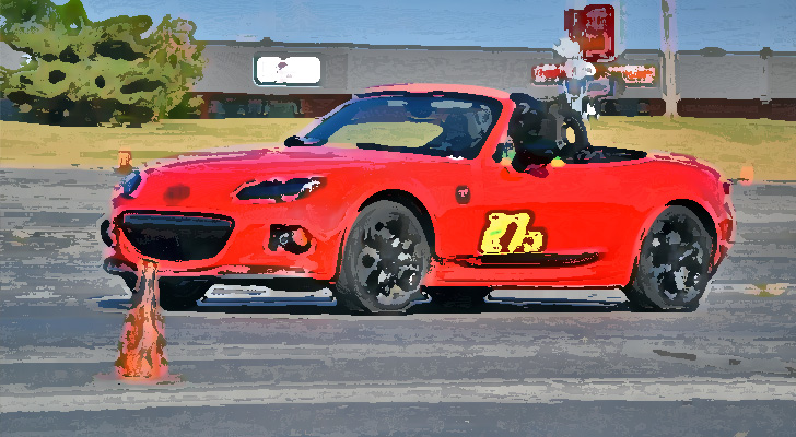 how to car autocross