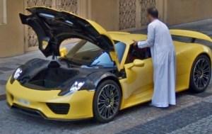 Google Street View Exotic Car Hunt